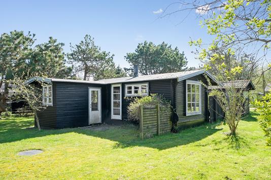Fritidsbolig på Ørnevej i Sjællands Odde - Ejendommen