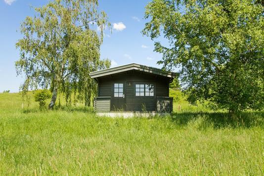 Fritidsbolig på Skovløbervej i Nykøbing Sj - Ejendommen