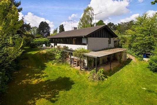 Villa på Jens Bornøs Vej i Hørsholm - Ejendommen