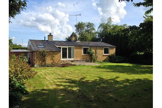 Villa på Sophienberg Vænge i Rungsted Kyst - Ejendommen