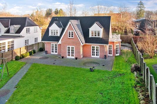 Villa på Sylager i Hørsholm - Ejendommen