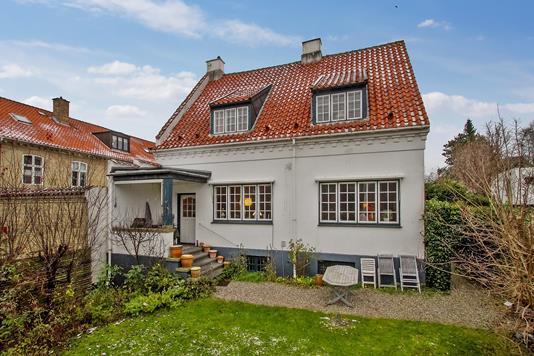 Villa på Folehavevej i Hørsholm - Ejendommen