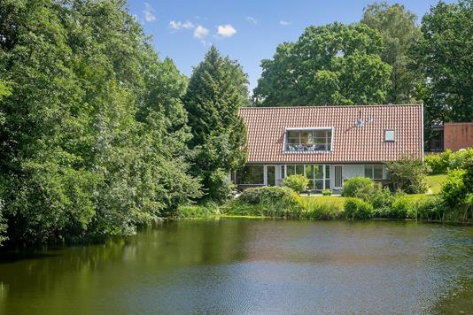 Villa på Søvang i Hørsholm - Ejendommen