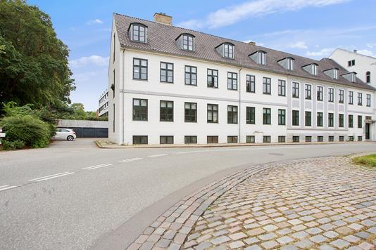 Ejerlejlighed på Gl Hovedgade i Hørsholm - Facade