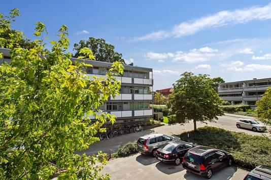 Ejerlejlighed på Gl Hovedgade i Hørsholm - Ejendommen