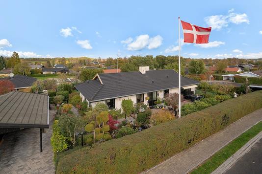 Villa på Rosenhaven i Kokkedal - Ejendommen