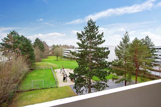 Ejerlejlighed på Hørsholm Park i Hørsholm - Udsigt