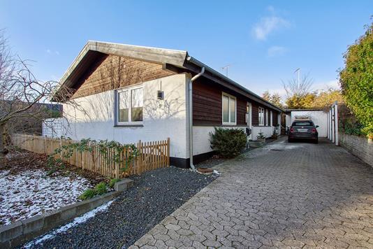 Villa på Elsdyrvej i Hørsholm - Ejendommen