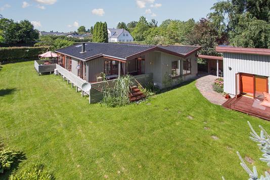 Villa på Bomosevej i Hørsholm - Ejendommen