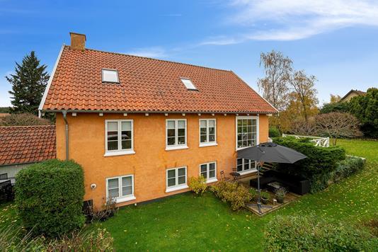 Villa på Sdr. Jagtvej i Hørsholm - Ejendommen