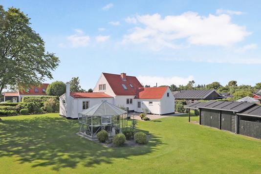 Villa på Engvej i Hals - Ejendom 1