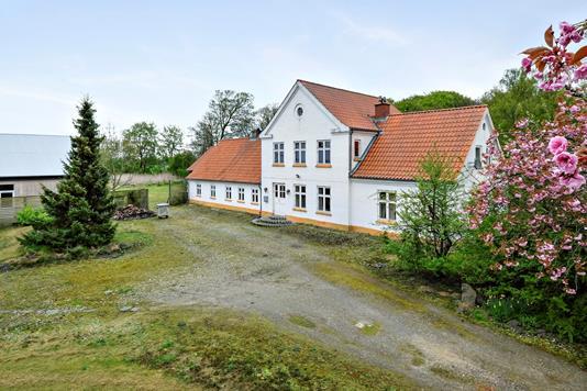 Villa på Vester Hedensvej i Gandrup - Andet
