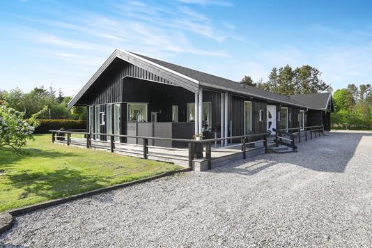 Fritidsbolig på Sønder Havsig i Hals - Ejendom 1
