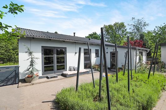 Villa på Hylholtvej i Asaa - Ejendommen