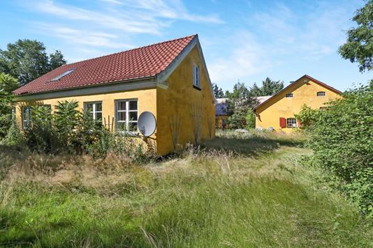 Villa på Fladkærvej i Hals - Ejendommen