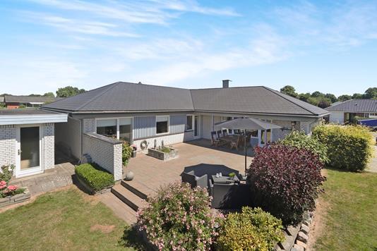 Villa på Østervang i Gandrup - Ejendom 1
