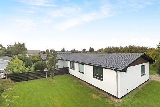 Villa på Gl Skansevej i Hals - Andet