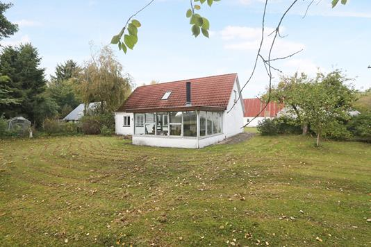 Landejendom på Nørrehedevej i Hals - Ejendom 1