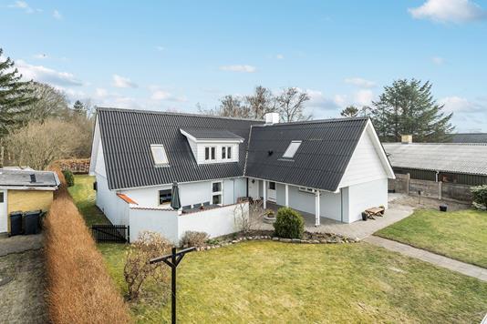 Villa på Vinkelvej i Hals - Andet