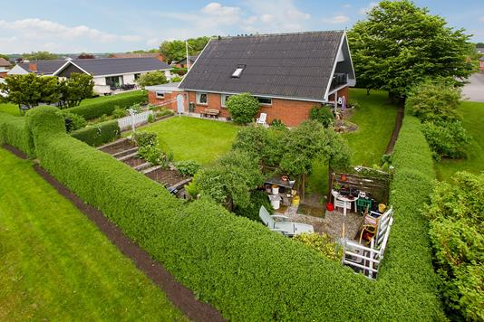 Villa på Hirsehaven i Hals - Andet