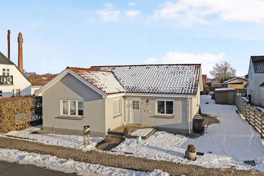 Villa på Vestergade i Hals - Ejendom 1