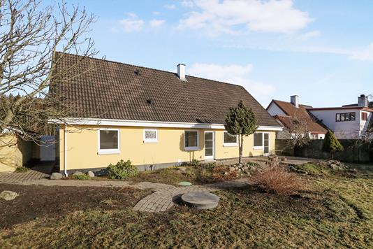 Villa på Aalborgvej i Hals - Ejendom 1