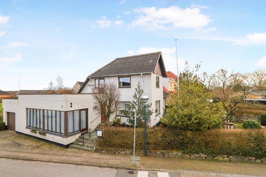 Villa på Smallegade i Vodskov - Ejendom 1