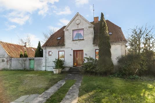 Villa på Jyllensgade i Hals - Ejendom 1