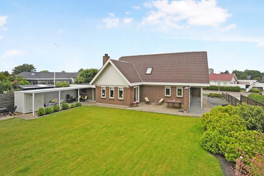 Villa på Sølystvej i Hals - Ejendom 1