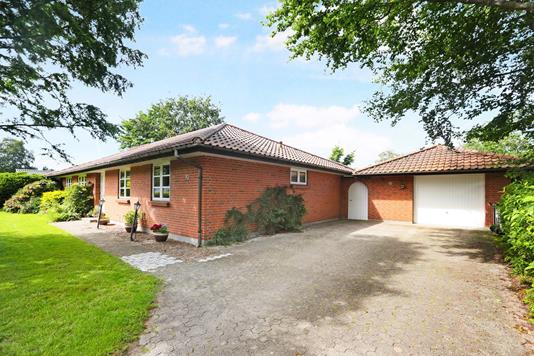 Villa på Friborgvej i Hals - Ejendom 1