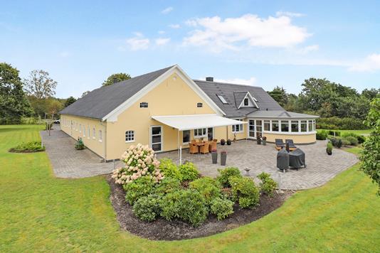 Villa på Lyngtoftegård i Hals - Ejendom 1