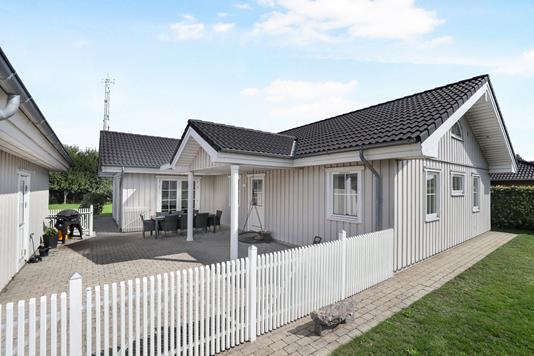 Villa på Jacob Severins Vej i Hals - Ejendom 1