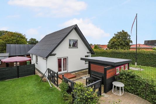 Villa på Skolevej i Hals - Ejendom 1