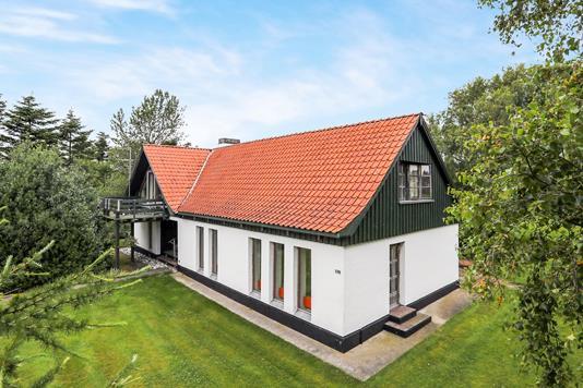 Landejendom på Sønderskovvej i Gandrup - Ejendommen