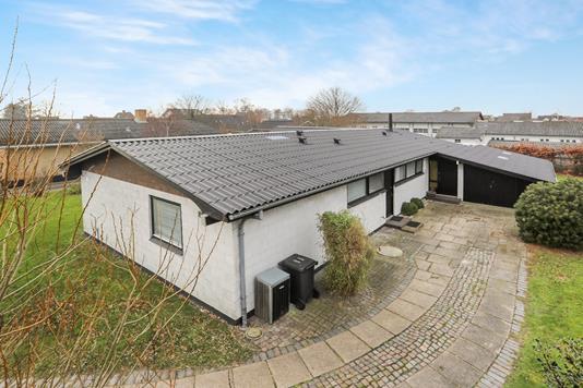 Villa på Gl Skansevej i Hals - Ejendommen