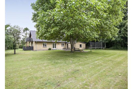 Villa på Aalborgvej i Gandrup - Facade
