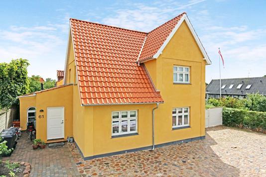 Villa på Agerskovvej i Rødovre - Ejendommen
