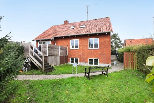Villa på Tæbyvej i Rødovre - Have