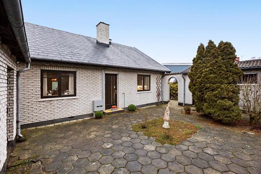 Villa på Sommerfuglevej i Rødovre - Ejendommen