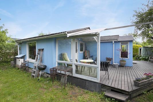 Sommerhus på Dahliavej i Rødovre - Ejendommen