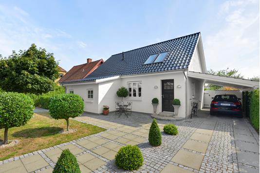 Villa på Grønlunds Alle i Rødovre - Andet