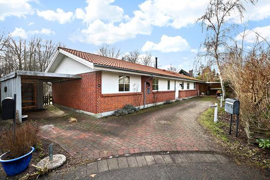 Villa på Birkevej i Taastrup - Ejendommen
