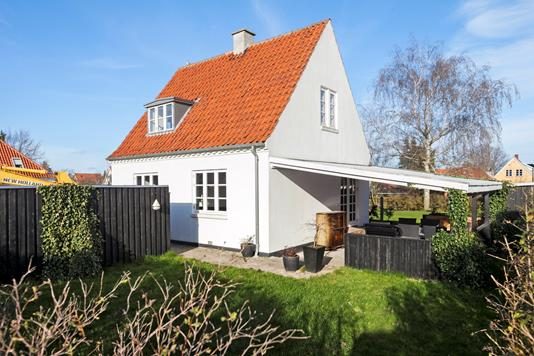 Villa på Axelhøj i Rødovre - Ejendommen
