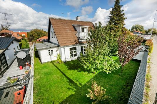 Villa på Slotsherrensvej i Rødovre - Ejendommen