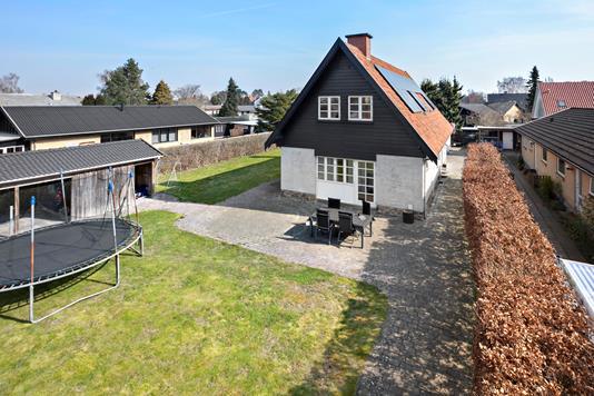 Villa på Lysbrovej i Rødovre - Ejendommen