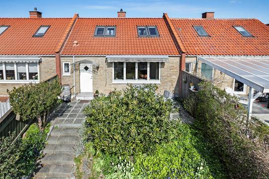 Villa på Minervavej i Rødovre - Ejendommen