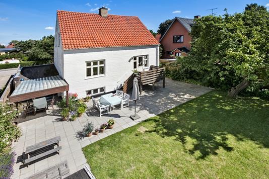 Villa på Frøslevvej i Rødovre - Ejendommen