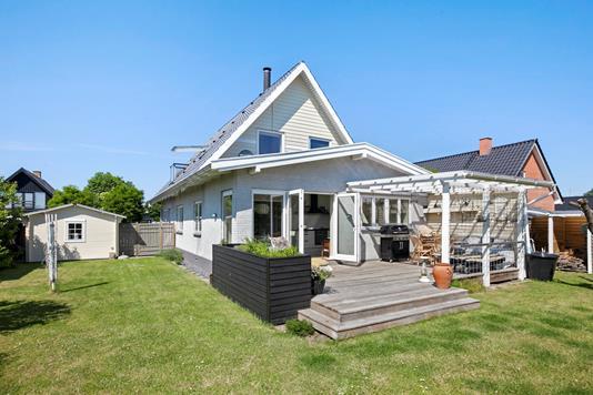 Villa på Grønbækvej i Rødovre - Ejendommen