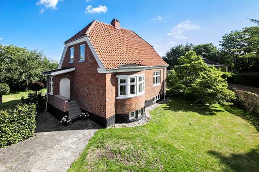 Villa på Moseholmene i Rødovre - Ejendommen