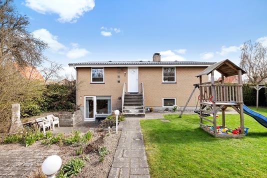 Villa på Torbistvej i Rødovre - Entré